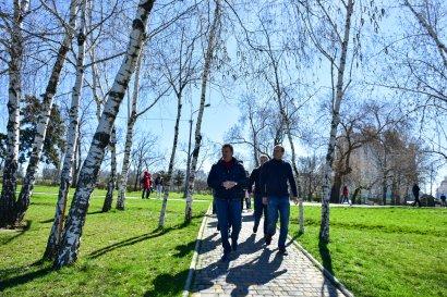 В Одессе стартовала масштабная программа по благоустройству города