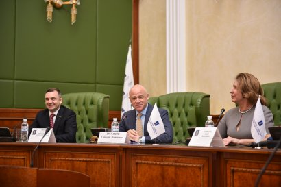 Национальная ассоциация адвокатов Украины подписала меморандум о сотрудничестве с Одесской Юракадемией