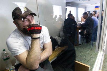 """Командир спецроты """"Торнадо"""" Руслан Онищенко осужден на 11 лет лишения свободы"""