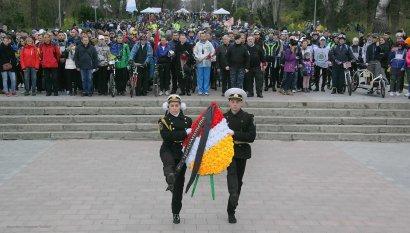 8 апреля в Одессе стартовала 35-я «Велосотка»