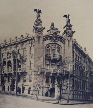 Одесский бизнесмен вернёт былой вид фасада исторического здания