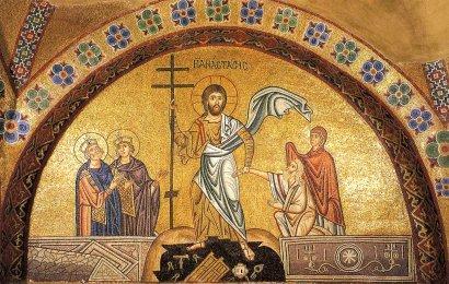 Воскрес Христос, Он стал сильнее смерти!