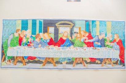 В Одессе проходит выставка икон ручной работы