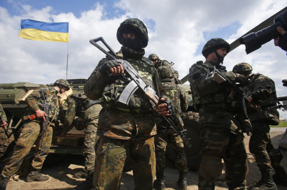 Украина отметила трёхлетие АТО