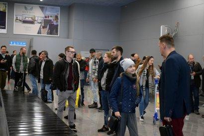В Одесском аэропорту начал свою работу новый терминал