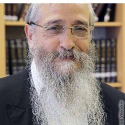 Раввин Дайч, избитый в Житомире, скончался в Израиле