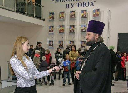 В Одессе прошел пасхальный концерт для детей