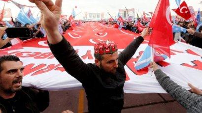 ОБСЕ: референдум в Турции не отвечает европейским стандартам