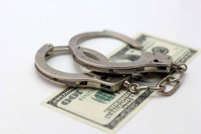 Следователь полиции арестован за взятку