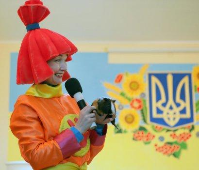 В Одессе прошел пасхальный концерт для воспитанниц Дома-интерната