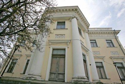 Воронцовский комплекс в Одессе ожидает  реставрация