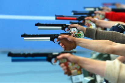 Одесситы заняли призовые места на чемпионате по пулевой стрельбе