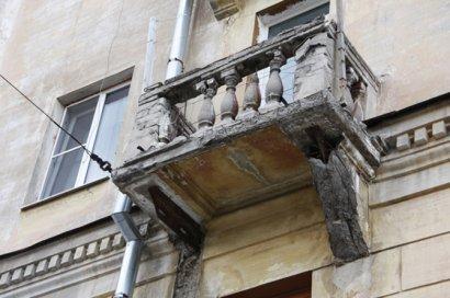 В Одессе были проведены обследования 6000 жилых домов  на предмет технического состояния