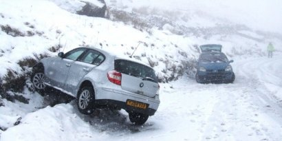 Одесские спасатели за неполных двое суток спасли из снежного плена почти сотню автомобилей