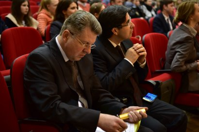 Политологи со всей Украины и зарубежных стран обсудили современные мировые процессы