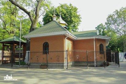 Ночью был ограблен храм святого великомученика Димитрия Солунского