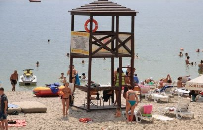Все городские пляжи будут обеспечены спасательными постами
