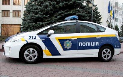 Одесские полицейские получат новые автомобили уже к началу курортного сезона