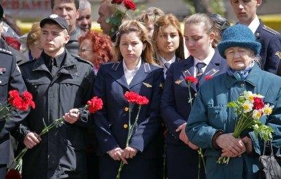 В Одессе прошел митинг, посвященный трагедии на Чернобыльской АЭС
