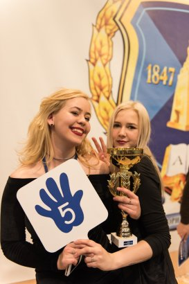 В Одесской Юракадемии состоялся Кубок Президента по КВН