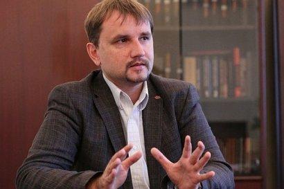 Вятрович: Не стоило отмечать так называемое освобождение Одессы