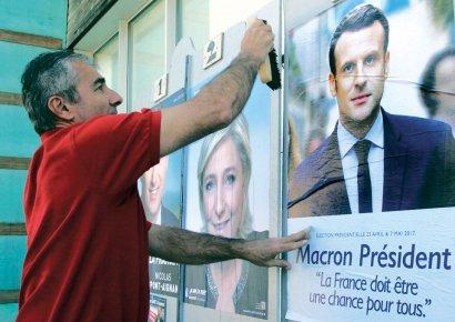 «Слабак» или «экстремистка» – нелегкий выбор Франции