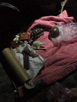 Возле Куликова поля обнаружен рюкзак со взрывчаткой
