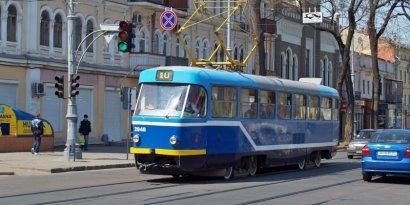 Спор в трамвае перерос в драку