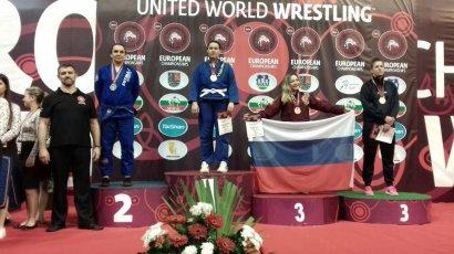 Галина Ковальская – чемпионка Европы по панкратиону