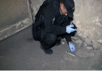 Сильный взрыв произошел накануне ночью в самом центре Одессы