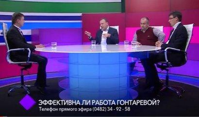 Отставка главы НБУ. В студии - Дмитрий Спивак, Валентин Фёдоров и Эдуард Каражия