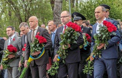 День примирения и памяти в Одессе