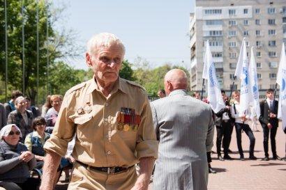 В преддверии Дня Победы для ветеранов подготовили праздничный концерт