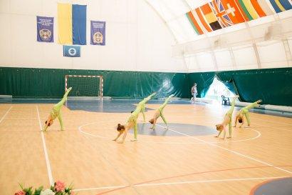 В Одессе состоялся областной чемпионат по спортивной аэробике
