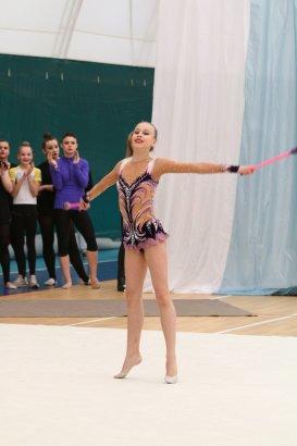 В Одессе состоялся всеукраинский турнир по художественной гимнастике