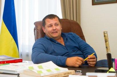 Мэр Днепра Борис Филатов прекращает финансирование ветеранских организаций