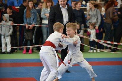 В Одессе прошел открытый Чемпионат Украины по дзю-дзюцу