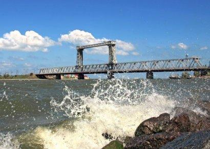 В Одесской области будет закрыт мост возле Затоки