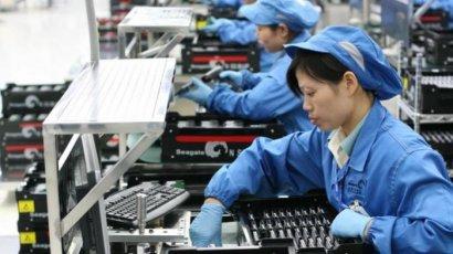 Гройсману на заметку: в первые 4 месяца 2017 г. в Китае создано 4,65 млн новых рабочих мест