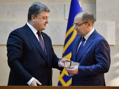 Одесского губернатора ждут президентские вопросы