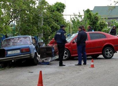 Авария со смертельным исходом произошла накануне в одесской области