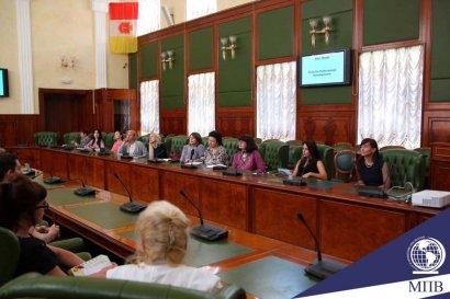 Вступление в Международную ассоциацию преподавателей английского языка (Британский совет, IATEFL)