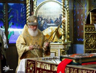 Агафангел, митрополит Одесский и Измаильский, в своем архипастырском слове затронул предстоящие антицерковные законопроекты