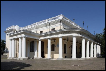 Воронцовский дворец собираются реставрировать