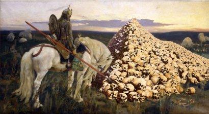 С гражданской войной не вышло… будет ли религиозная?
