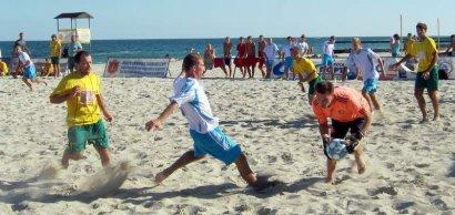 Одесса примет ещё один чемпионат Европы – по пляжным видам спорта