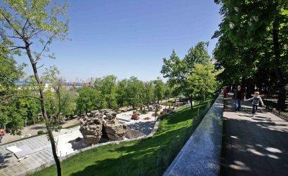 Меньше трех дней осталось до открытия Стамбульского парка и Потемкинской лестницы