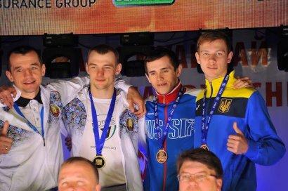 Студент Одесской Юракадемии Олег Гута завоевал бронзу на чемпионате мира по таиландскому боксу