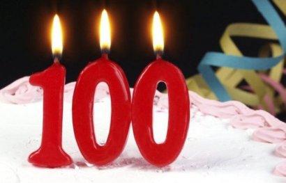 Жительница Одесской области  отпраздновала 100-летний юбилей
