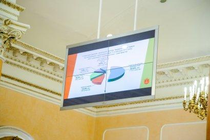 Городской бюджет в нынешнем году «перевалит» за восемь миллиардов